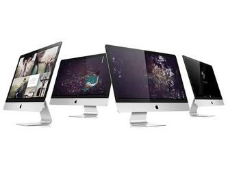 New iMac Mock Up by mucahitgayiran
