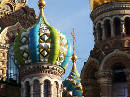 Russian Cathedral thing by Cheez-it-eater