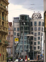 Dancing House 2  - Prague by Cheez-it-eater