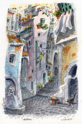 Lisboa Alfama by AtelierGH