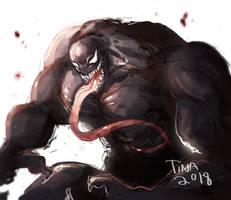 Venom by Esdren
