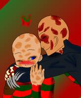 Freddy X Freddy by hardgirl92