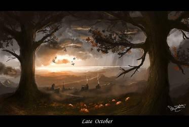 Late October by dustycrosley