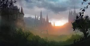 Mage Lands by dustycrosley