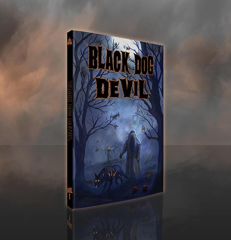 Bdd Book Mock Up by dustycrosley