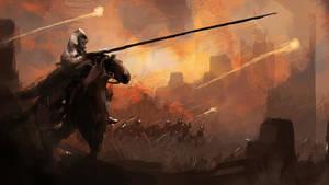 Horde Invasion by dustycrosley