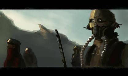 Rogue One Study by dustycrosley