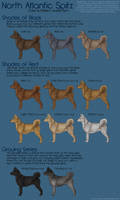 Color and Pattern Guide Part I by sazzy-riza