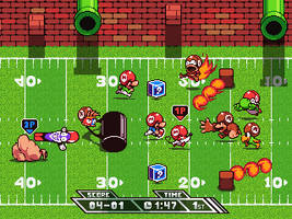 Super Mario Field by Neoweegee