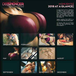 2018 at a Glance by db-spencer