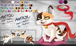 Nekio character sheet by xXLegendary-FuryXx