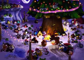 .:Christmas Birds:. by xXLegendary-FuryXx