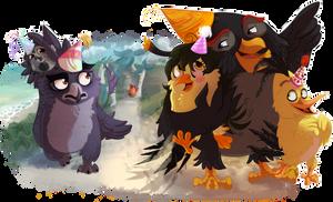 .:Birthday Adventure:. by xXLegendary-FuryXx