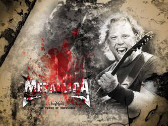 Metallica by drDIGITALhamodi