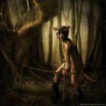 The Wilds: Archer by whitewinged