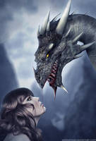 Of Humans and Dragons by whitewinged