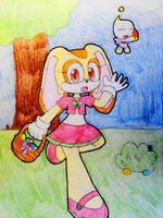 Easter Egg Hunt by Mystikal-Aurora