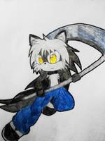 Soul the Wolf by Mystikal-Aurora
