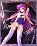 Yuri by crackspid3r