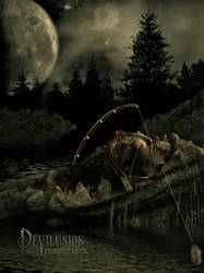 Fishing Luck by D3vilusion