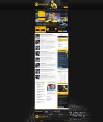 Borussia Dortmund www.borussia24.pl by Orzeu