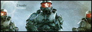 Into the Light - Halo Wars by A-Panda-Pus