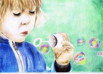 bubbles by nonam