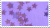 f2u - Purple aesthetic stamp by Pastel--Galaxies