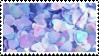f2u - Purple aesthetic stamp #6 by Pastel--Galaxies