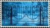 f2u - Blue aesthetic stamp #2 by Pastel--Galaxies