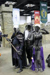 Gencon 2014 Drows by SirKirkules