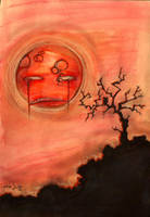 Moon by Sadisticbarbiedoll