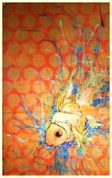 Golden Fish by Sadisticbarbiedoll