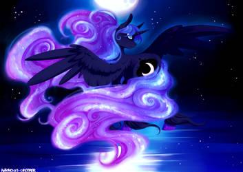Luna by Polkadot-Creeper