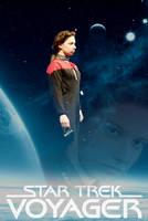 Captain Janeway by nemesisz-moon