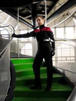Warship Captain by nemesisz-moon