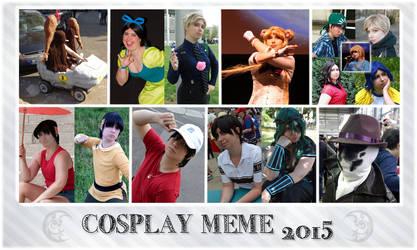 Cosplay MEME 2015 by nemesisz-moon