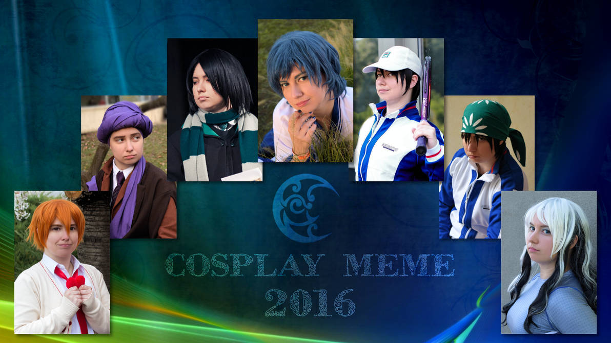 Cosplay MEME 2016 by nemesisz-moon
