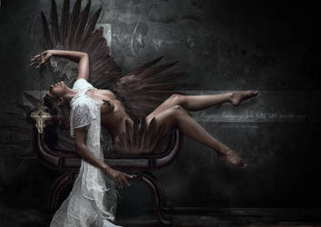DARK ANGEL by Rafido