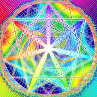7 Rays of the Light by aptc55