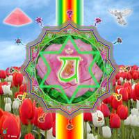 Heart Chakra by aptc55