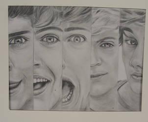 One Direction by ZANEkun