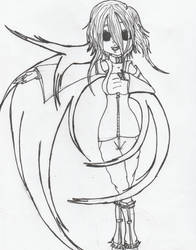 Ryoba Awakened by Elraldocoil
