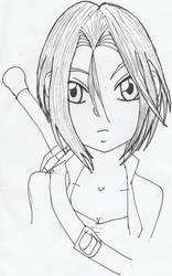 Asa Sketch Personal Style by Elraldocoil