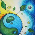 yin yang by GruEliSm