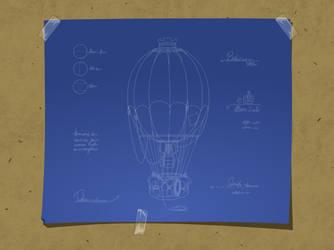 steamMonster blueprint by muravei