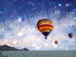 Hot Air Balloons by Soulninja2