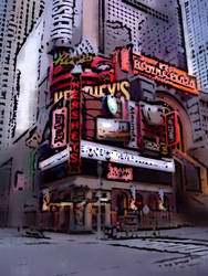Hershey store New York City by Soulninja2