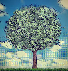 The money tree (seeds not included) by Soulninja2