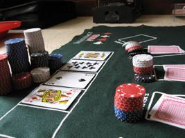 Poker 7 stock by Eyespiral-stock